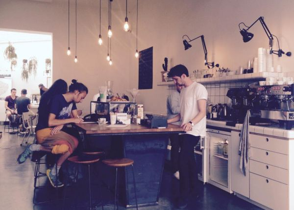 MOK Speciality Coffee Brussels
