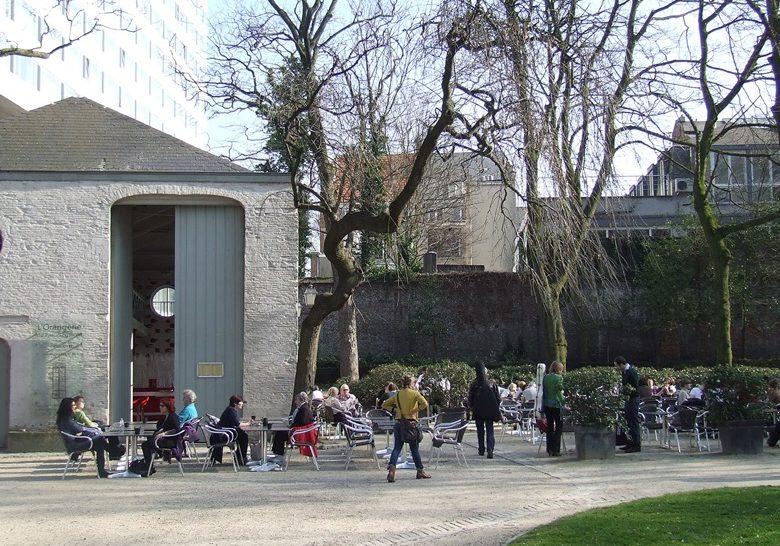 Parc d'Egmont – A hidden oasis of greenery