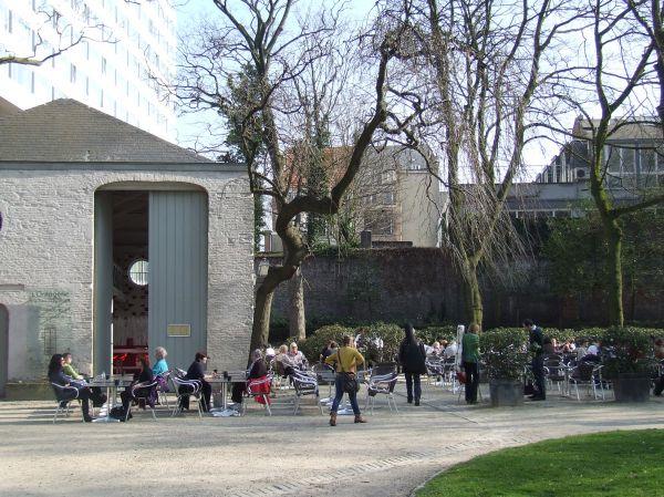 Parc d'Egmont Brussels
