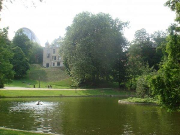 Parc Leopold Brussels