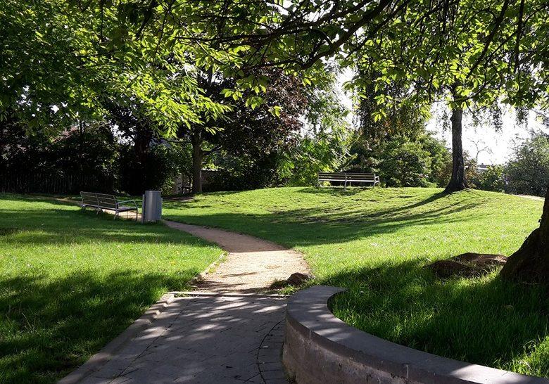 Parc Viaduc Brussels