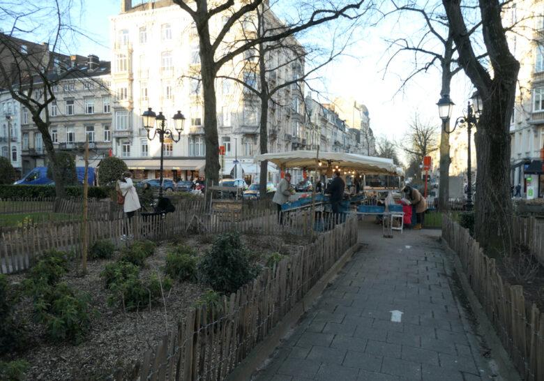 Place Brugmann Brussels