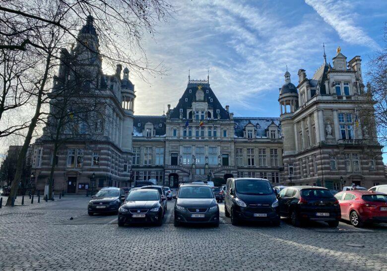 Place van Meenen  Brussels