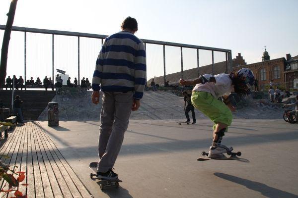 Skatepark Brussels