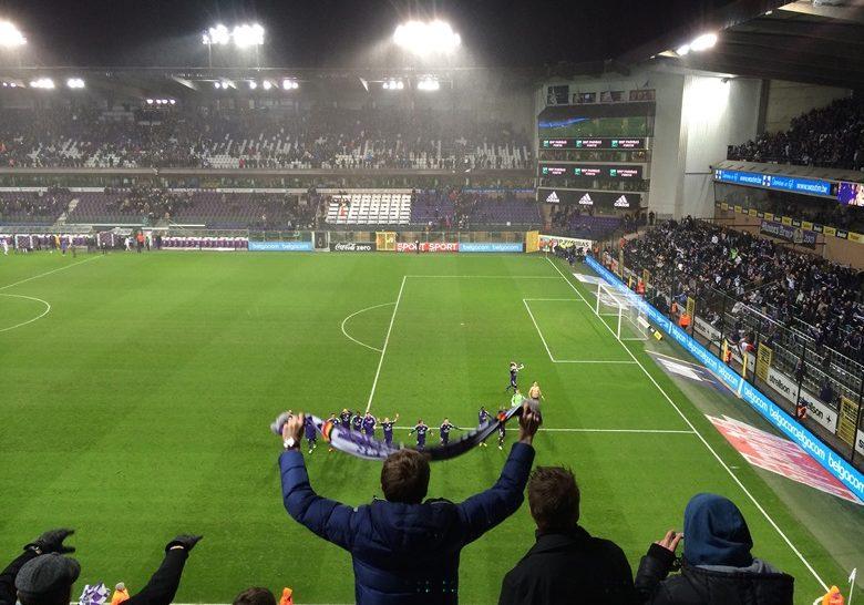 Stade Constant Vanden Stock Brussels