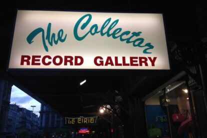 The Collector / Record Gallery Brussels