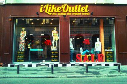 I like Outlet Bucharest
