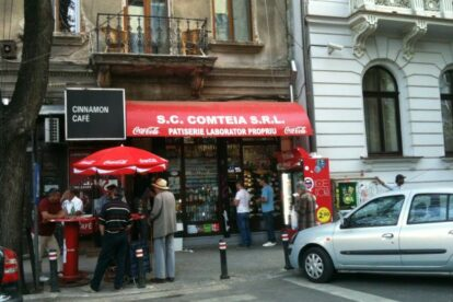 Comteia Bucharest