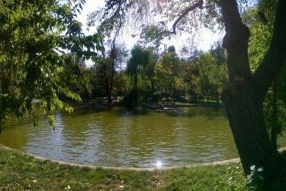 Cismigiu Garden Bucharest
