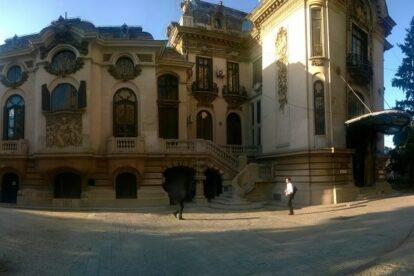 Palatul Cantacuzino Bucharest