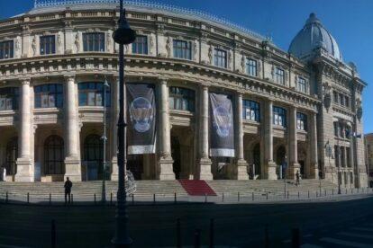 Palatul Postelor Bucharest