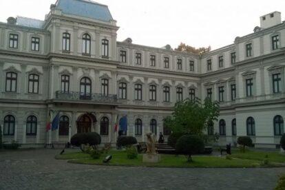 Palatul Romanit Bucharest