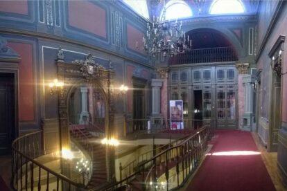 Palatul Suţu Bucharest