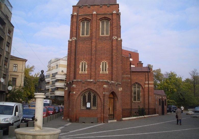 Anglican Church Bucharest