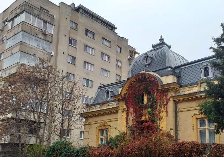 Mântuleasa Neighborhood Bucharest