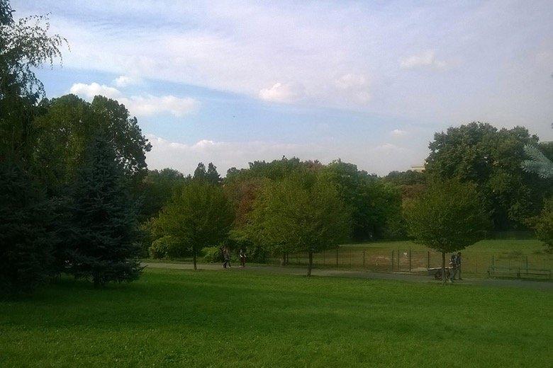 Parcul Circului Bucharest