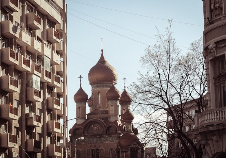 St. Nicholas Church Bucharest