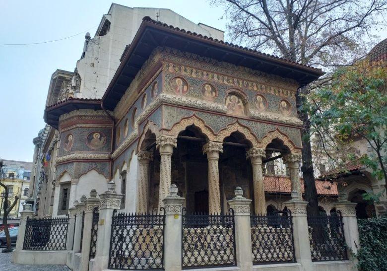 Stavropoleos Church Bucharest