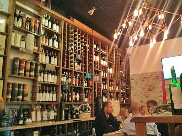 The Wine Bistro Bucharest