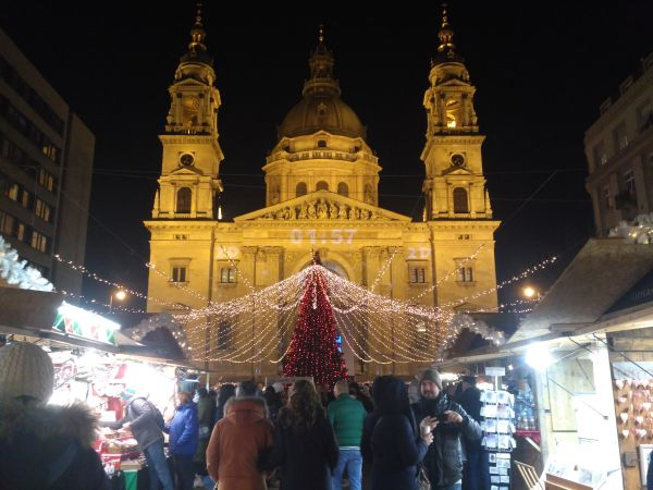 Advent Fest at the Basilica Budapest