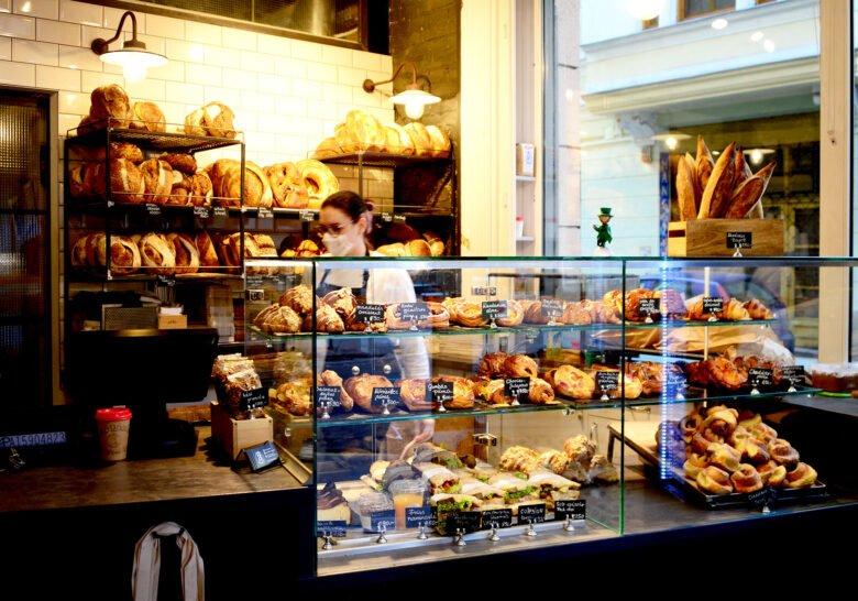 Arán Bakery Budapest Budapest