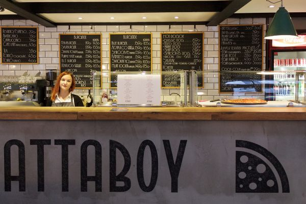 Attaboy Budapest