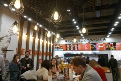 Bamba Marha Burger Bár Budapest