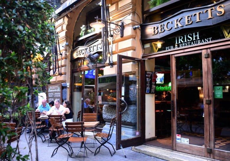 Becketts Irish Bar Budapest