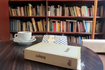 Bookta  – Like a Hungarian writer
