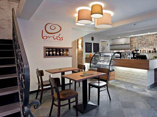 Briós Cafe Budapest