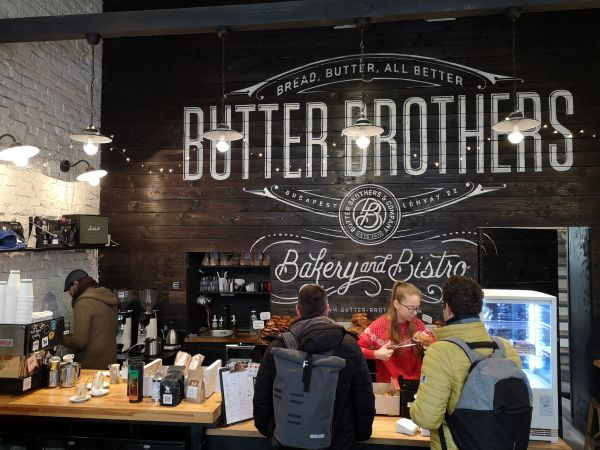 Butter Brothers Budapest