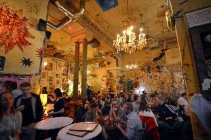 Csendes Vintage Bar & Café Budapest