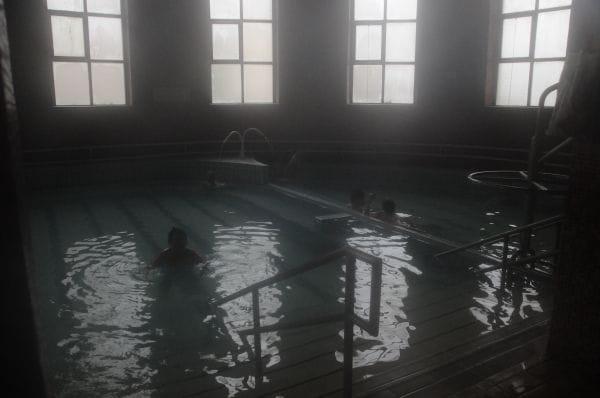 Dandár Fürdő (spa) Budapest