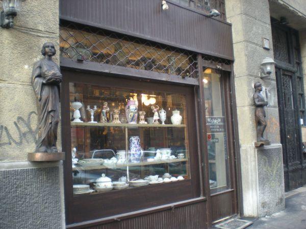Falk Miksa street Budapest