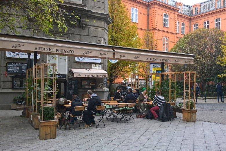 Fecske Presszó Budapest
