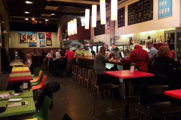 Kadarka Wine Bar Budapest