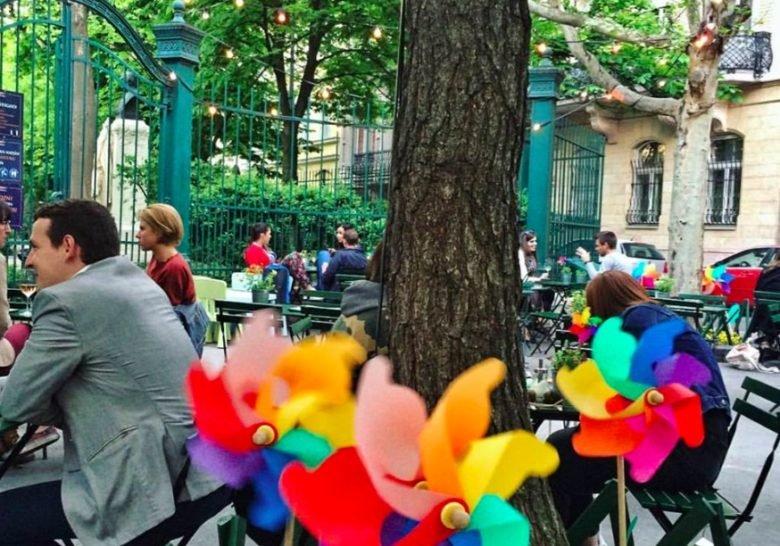 Károlyi Kert Budapest