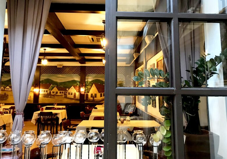 Kéhli Restaurant Budapest