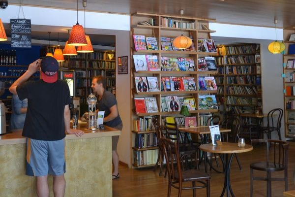 Kelet Kávézó és Galéria Budapest