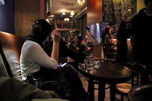 Mika Tivadar Bar Budapest
