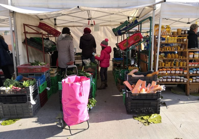 MOM Bio Market Budapest
