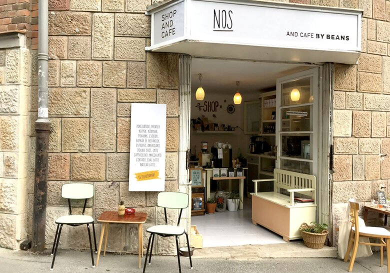 Nos By Beans Budapest