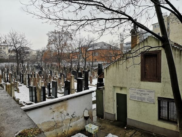 Orthodox Jewish Cemetery Budapest