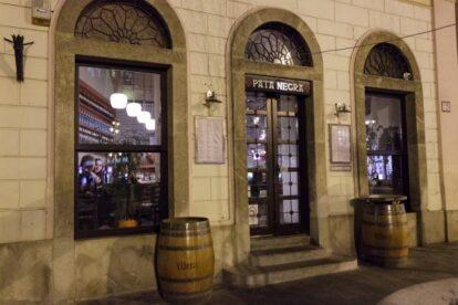 Pata Negra Budapest