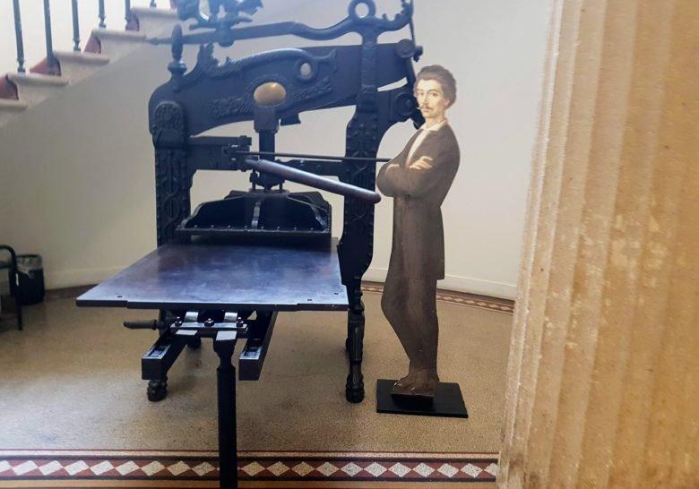 Petőfi Literary Museum (PIM) Budapest