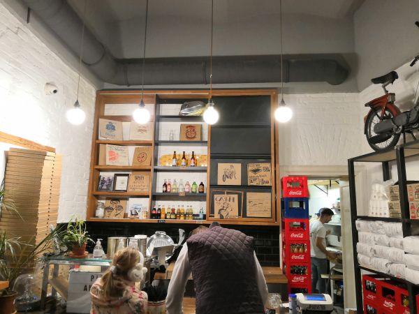Pizza Manufaktúra Budapest