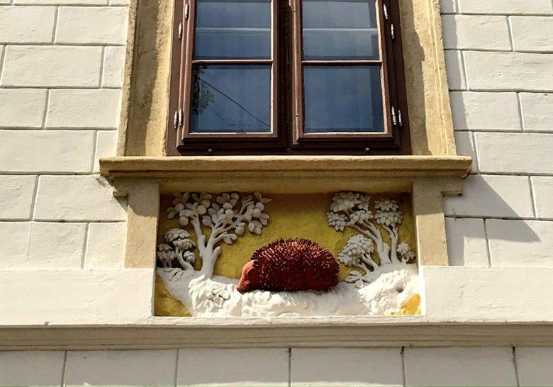 Red Hedgehog House Budapest