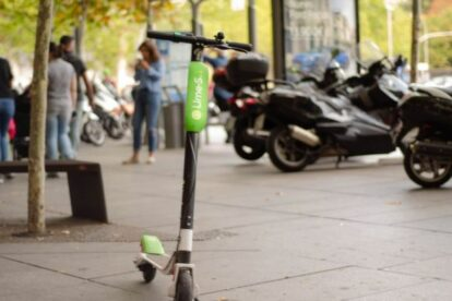 Ride Green Downtown Budapest