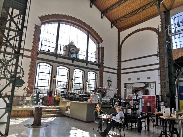 Steamhouse Cafè Budapest