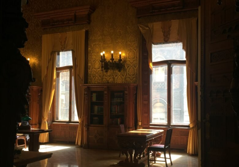 Szabó Ervin Library Budapest